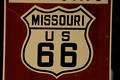 Historic Route 66 in MO - 2009
