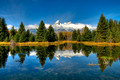 Images from the Tetons Mountain Range