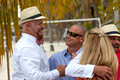 Kevin Rew & Kirk Edward Wed at Smathers Beach by Larry Blackburn
