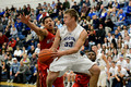 CCHS Boys Basketball vs McCaskey 12-19-14