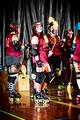 13 Dec 2014 - Derby Hallows - Gold Coast Roller Derby vs Toowooba City Rollers