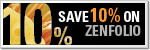 Save $5 on Zenfolio Web Hosting